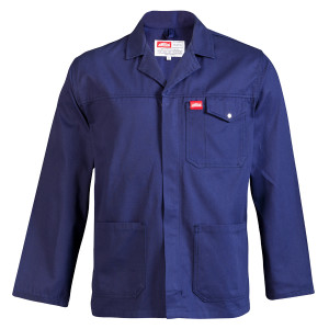 100% Cotton Jacket - Navy