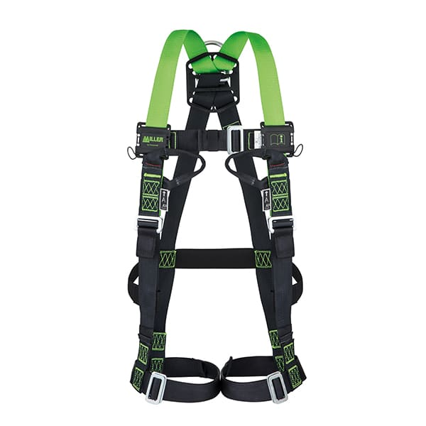 Miller H Design Standard 2-point Harness